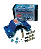 Oxford OF440 Anchor Force Double Layered Hardened Steel Ground Anchor