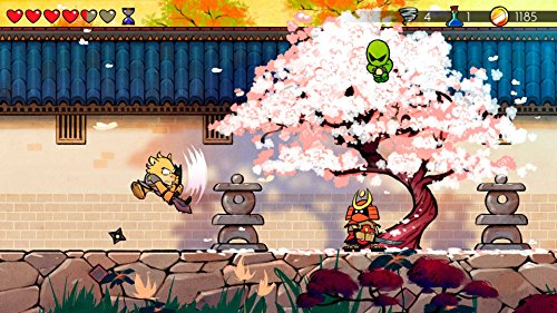 Wonder Boy: The Dragon's Trap - Nintendo Switch 5