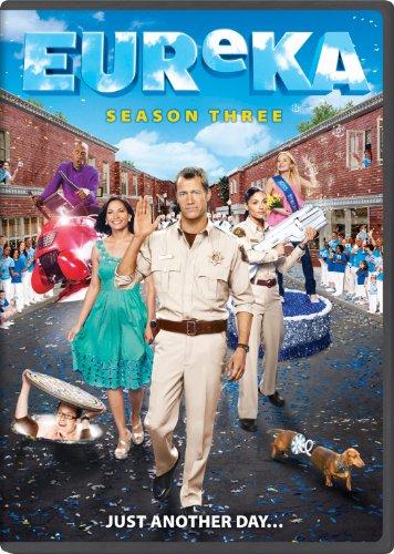 eureka dvd tv series - 4