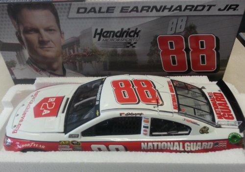(NASCAR Dale Earnhardt Jr. #88 National Guard Race 2 Achieve.org 1/24 Car 2013)