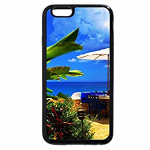 iPhone 6S Plus Case, iPhone 6 Plus Case, Jamaican Beach Terrace