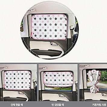 Car Sun Shade Curtain for Side Window baby kids children - Car Sunshade Protector - Protect