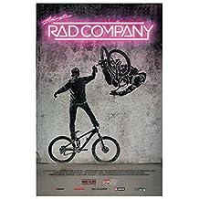 Rad Company DVD & Blu Ray combo
