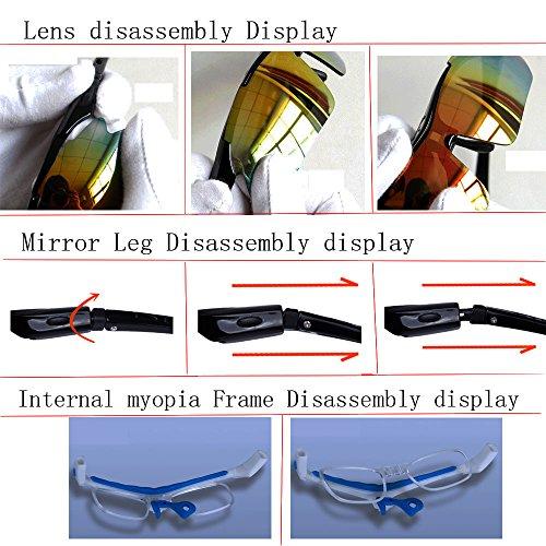3b31204d657ff OBAOLAY physical education Sports Cycling sunglasses Men s Women s UV  Protection Polarized Glasses Fishing Golf Baseball Men s