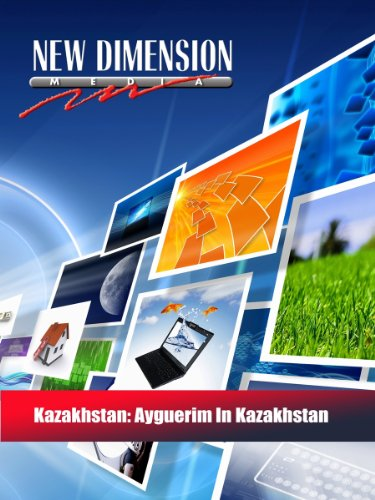Kazakhstan: Ayguerim In Kazakhstan