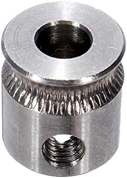 ILS MK7 - Extrusor de Engranajes con Impresora M4 Tornillo para 3D ...