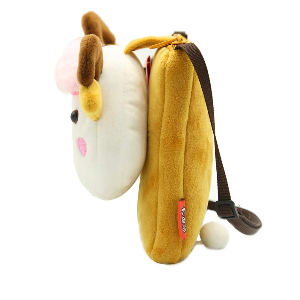 3145ef1be967 Youndcc Kid Cute Animal Toy Shoulder Bag Purses Cross Body Bag Wallet for Toddler  Boy Girl
