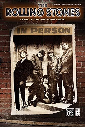 - Rolling Stones -- Lyric & Chord Songbook
