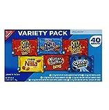 Nabisco Mini Snack Variety Pack - 40 Packs-40oz (2 Boxes)