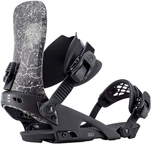 Ride LTD 2019 Snowboard Binding - Men's Black Large