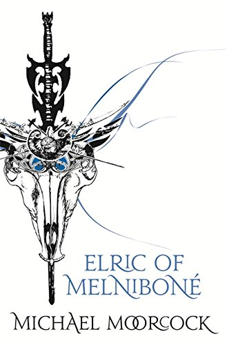 Book cover for Elric of Melnibone