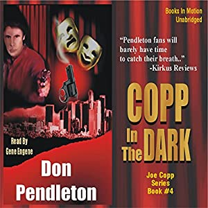 Copp in the Dark Audiobook