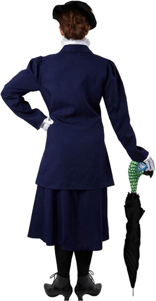 Disfraz Niñera Mágica (Loro y Paraguas): Amazon.es: Juguetes y juegos