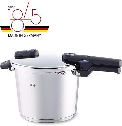 Fissler vitaquick / Olla a presión (6 litros, Ø 22 cm) acero ...