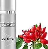 Acne Scar Removal Treatment & Dark Spot Corrector - With Rose Hip Oil and Salicylic Acid - Get rid of Pimples and Whiteheads with this Cream