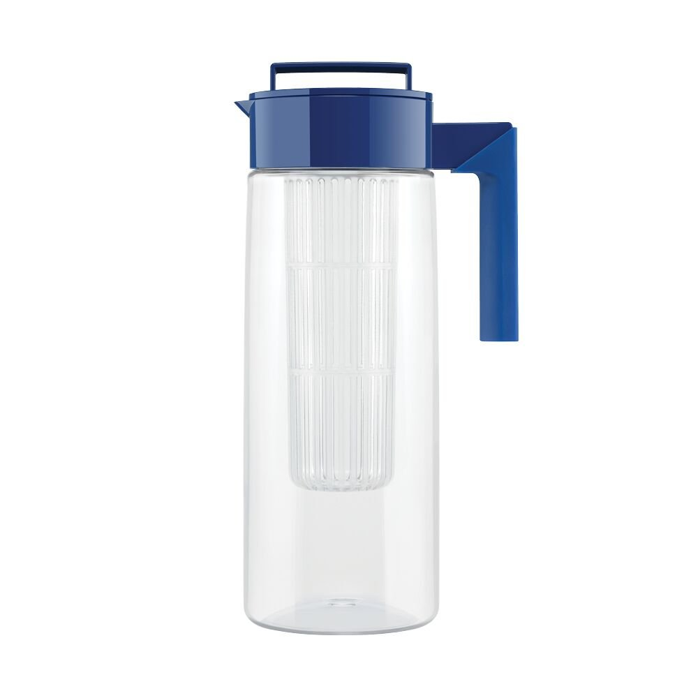 Takeya Flavor Infusion Maker, 2 Quart, Blueberry