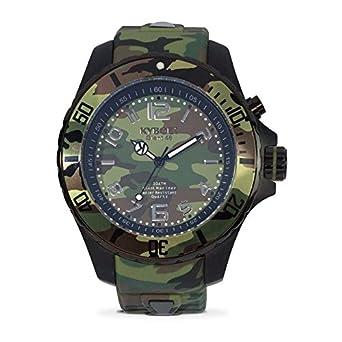 KYBOE! Woodland Camflage horloge CS-40-004