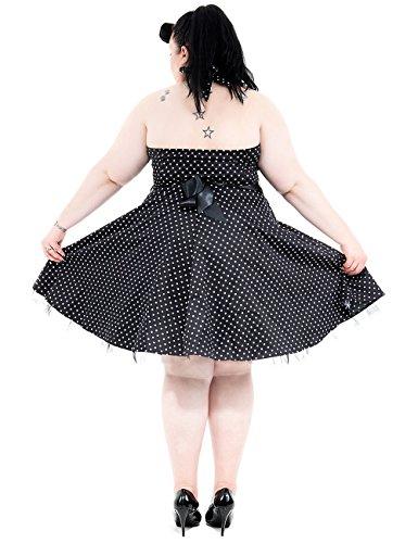 Funshopping Mik Vestido Para Mujer Negro 64TqwUcZ4