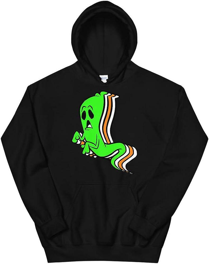 Hooded Sweatshirt WiiMi Colorful Ghost Hoody