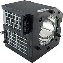 Toshiba AZ684020 (TBL4-LMP) Lamp Replacement, Toshiba 44NHM84