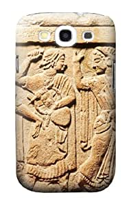 S0534 Roman Art Case Cover For Samsung Galaxy S3
