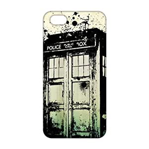 Doctor Who 3D Phone Case for iPhone 5S