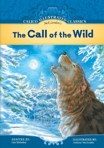 Book cover for The Call of the Wild