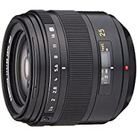Panasonic LEICA D SUMMILUX 25mm/F1.4 ASPH L-X025 - International Version, No warranty