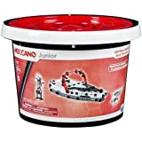Meccano - 6026711 - Jeu de Construction - Baril 150 Pièces Meccano Junior
