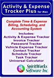 Activity & Expense Tracker Plus for Mac [Download]