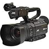 JVC GY-HM250SP Ultra 4K HD 4KCAM Professional Sports Production Camcorder Top Handle Audio Unit