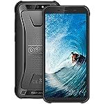 Téléphone Portable Incassable, Blackview BV5500Plus Smartphone Débloqué Antichoc Étanche Pas Cher 4G Android 10, 32Go… 6
