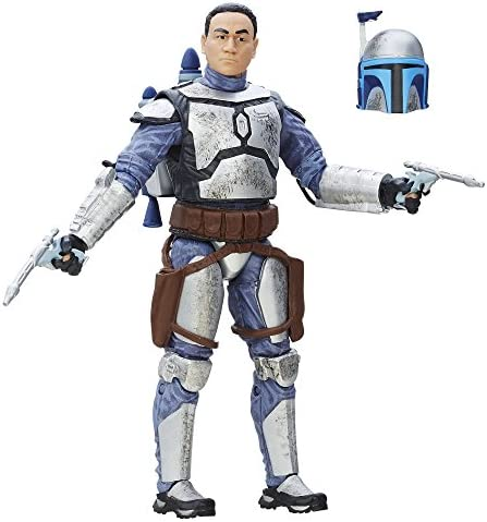 Star Wars The Black Series Figurines Jango Fett 15,2 cm