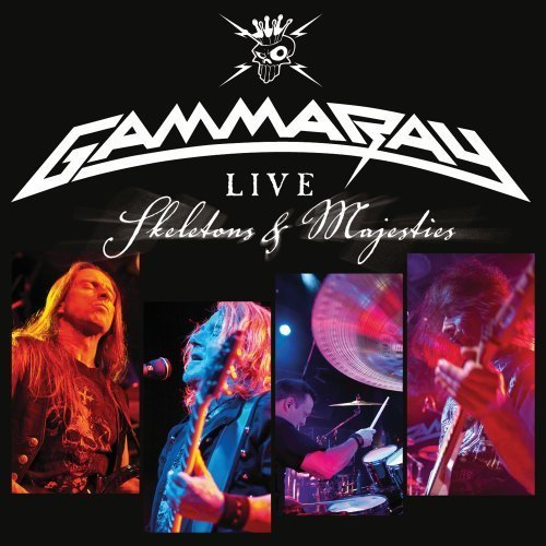 Clock Gamma (Live: Skeletons & Majesties by Gamma Ray [Music CD])