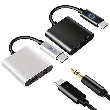 Alian Adaptador de Cable de Audio y Cargador para ...