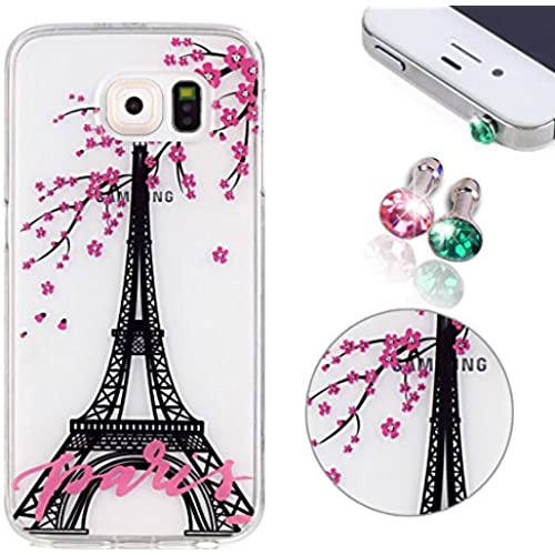 Galaxy S7 TPU Case, Pershoo Unique Design Samsung Galaxy S7 Case Clear Soft Silicone Transparent Ultra thin Anti-Scratch Sales