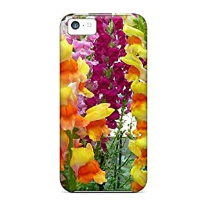 New Snap-on Charejen Skin Case Cover Compatible With Iphone 5c- Beautiful Snapdragons