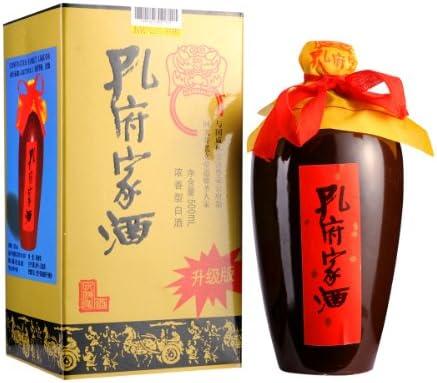 孔府家酒白酒(ガラス瓶)38°500ml