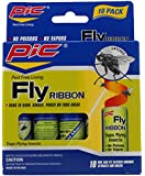 Pic FR10B Sticky Fly Ribbons, 10-Pack