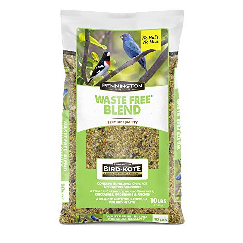 Pennington Pride Waste Free Blend Wild Bird Seed (Sunflower Wild Bird Seed)
