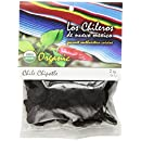 Los Chileros Organic Chile Chipotle Whole (Dried), 2 Ounce Package