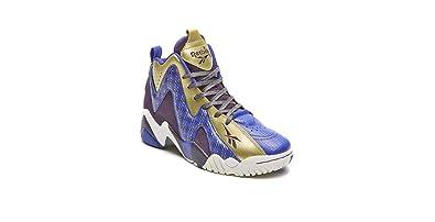 Reebok Kids Kamikaze II Mid Basketball Shoe SIZE 6 365992344