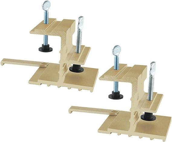 General Tools 846 E-Z Pro True-Edger Jointer Clamp Kit