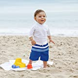 i play. Baby Boys' Colorblock Trunks with Swim