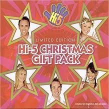 hi 5 christmas