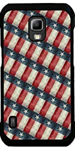 Funda para Samsung Galaxy S5 Active - Patrón De Bandera Del Estado De Retro by BruceStanfieldArtist