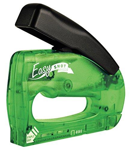 Arrow Fastener 5650G-6 Easyshot Decorating Stapler, Green (Bulletin Board Stapler compare prices)
