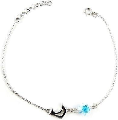 bracelet argent dauphin