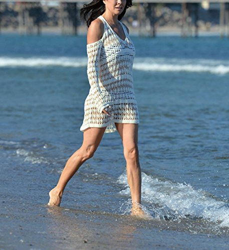 Crochet Sunscreen Swimwear Cover Up