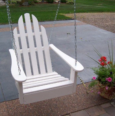 Prairie Leisure Adirondack Chair Swing